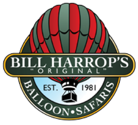 Bill Harrops 'Original' Balloon Safaris Logo